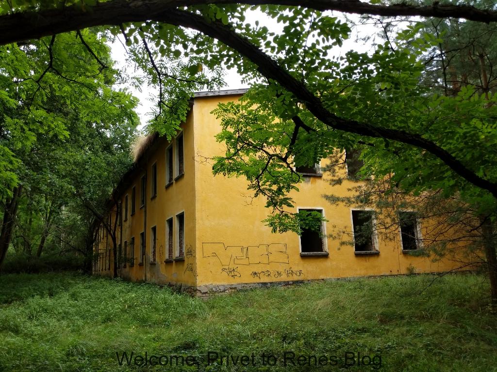 Kaserne Neuthymen Sommer 2019
